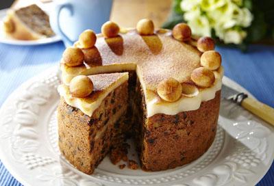 simnel-cake