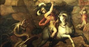 Saint-George-Slaying-the-Dragon