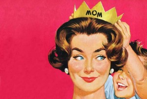 Mother-crown