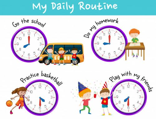 My Working Day   Year 1