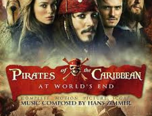 A film review   Pirates of the Carribean