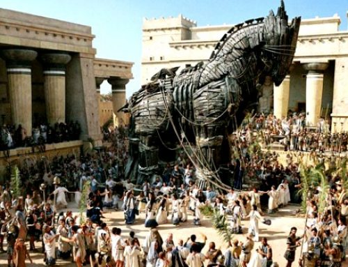 A Film Review   Troy