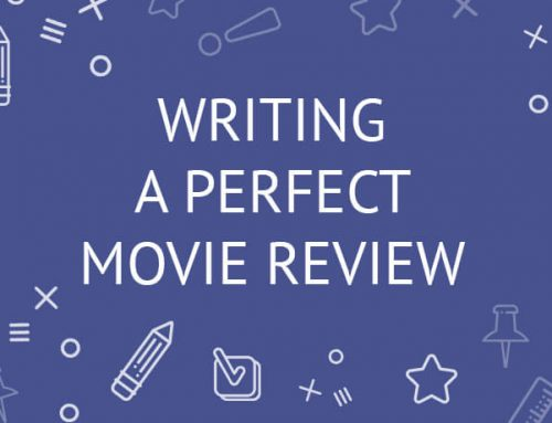 How to write a book or film review