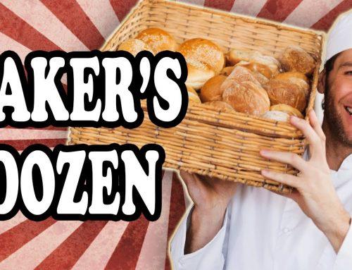 The Baker's Dozen    A Saint Nicholas Tale
