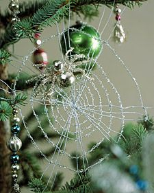 the legend of the christmas spider - The Christmas Spider