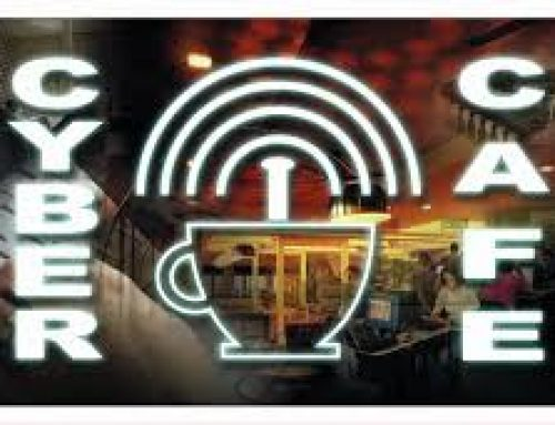 Advertisement:   Cyber Cafe