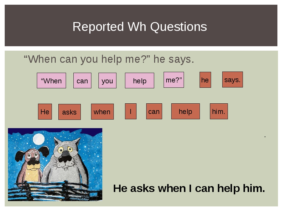 reported-wh-questions