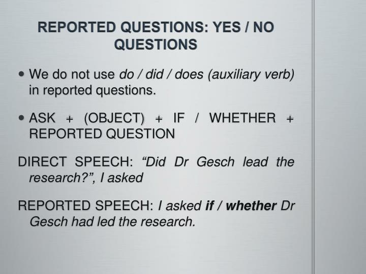 reported-yes-no-questions