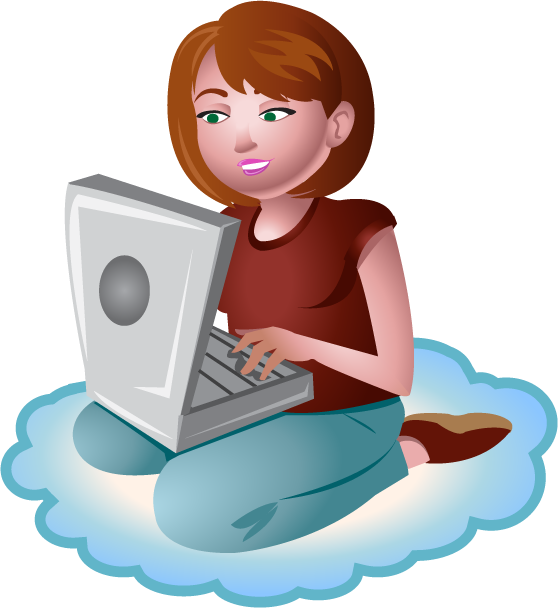 girl-typing-an-email