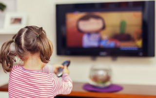 television as a source of entertainment