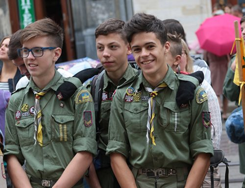 Plastuny, Ukrainian Scouts