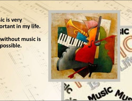 Music in My Life