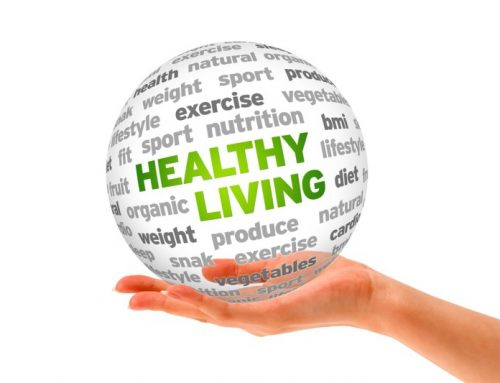 Informal Letter: Healthy Way of Life