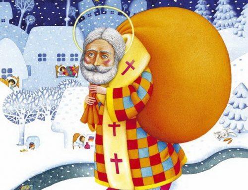 St. Nicholas' Day in Ukraine