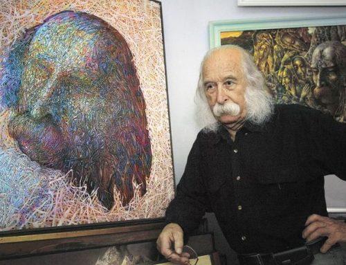 Ivan Marchuk, a Prominent Ukrainian Artist