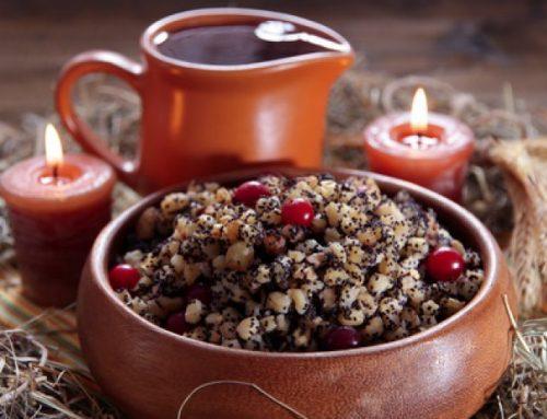 The Recipe of Ukrainian Kutya