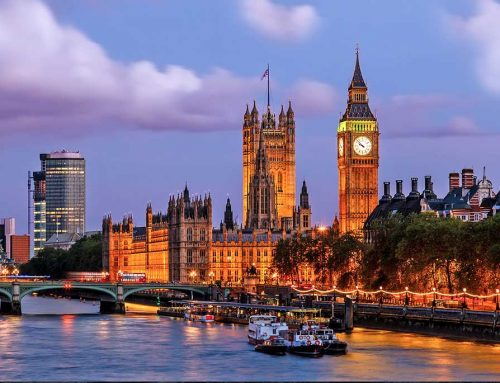 London, the Capital and the Largest City of the United Kingdom