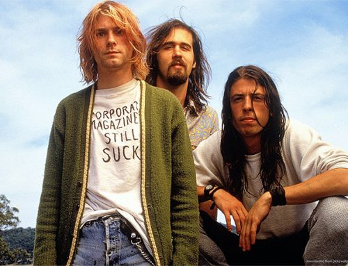 Nirvana, My Fafourite Rock Group