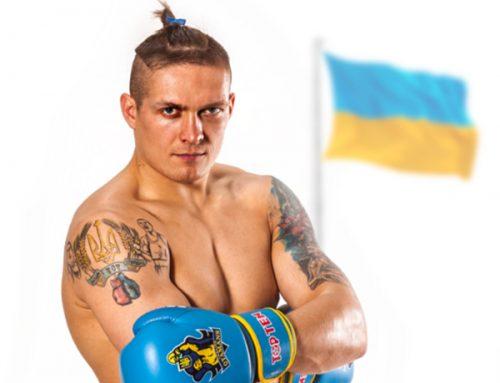 Oleksandr Usyk