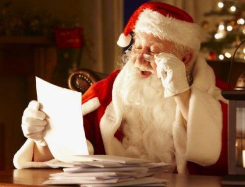Liza's Letter to Santa