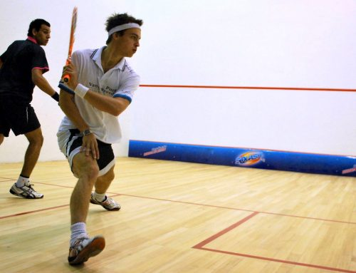 Squash, One of the Healthiest Sports