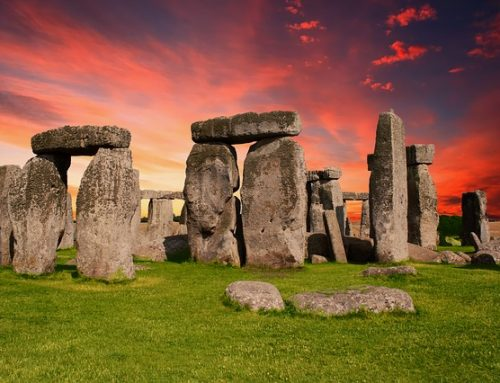 Stonehenge, the Mysterious Stone Circle