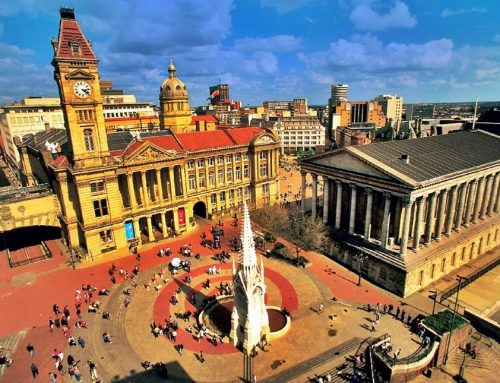 Birmingham, Britain's Second Largest City