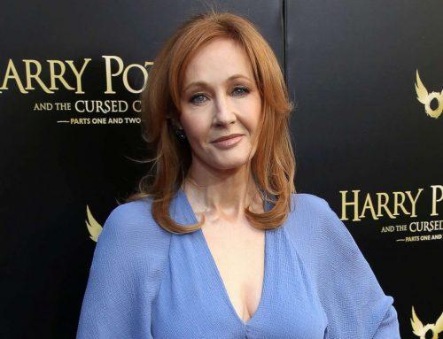 J.K. Rowling, Harry Potter Creator