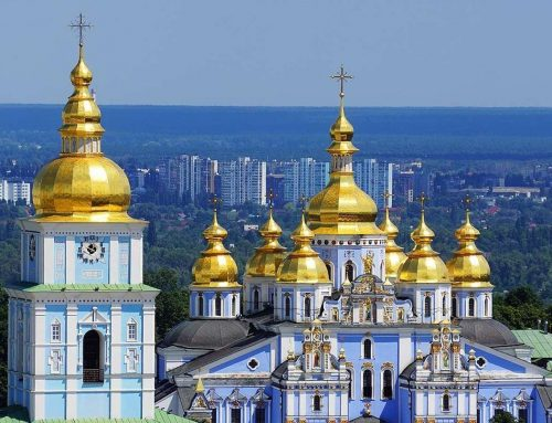 Kyiv, One of the Most Beautiful Cities in the World