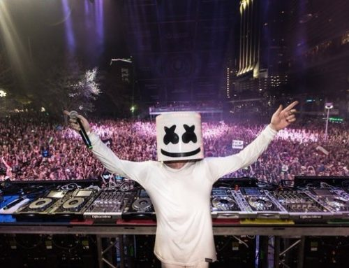 Marshmello Electronic Music Producer