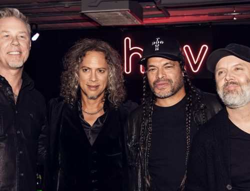 Metallica, American Heavy Metal Band