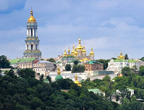 The History of Kyiv
