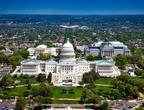 Washington DC, the USA Capital