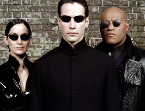 Film Review The Matrix