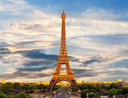 The Eiffel Tower Man-Made Wonder