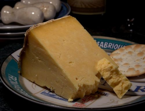 Cheshire Cheese British Oldest Cheese