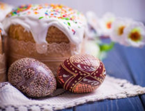 Speak about Easter in Ukraine