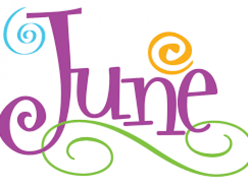 Student's project:  Poems about June and summer