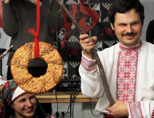 St. Andrew's Day in Ukraine: Vechornytsy