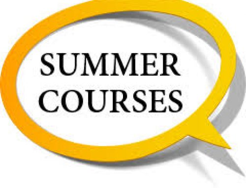 The Letter of Enquiry:  Summer English course