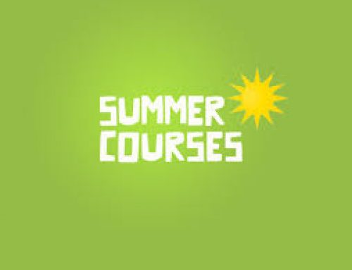 Letter of Enquiry:  English summer courses