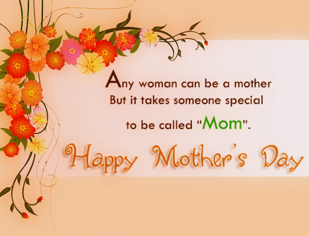 mothers mothers day messages - 576×408