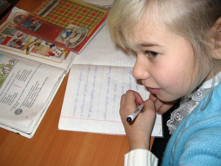 Irina Bekreniova's students