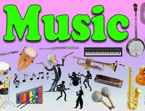 Music Vocabulary and Music Idioms