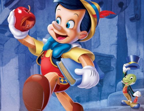 Pinocchio, My Favourite Cartoon Character