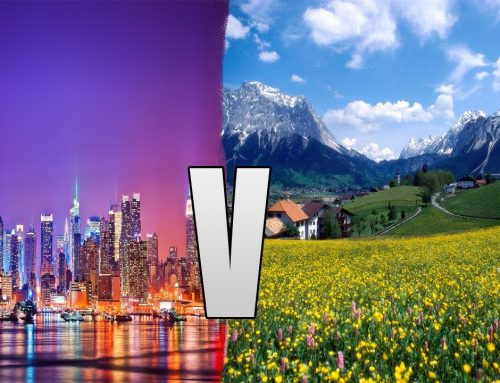 Advantages and Disadvantages of City and Country Life