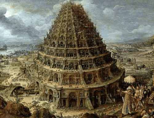The Legend about the Tower of Babel