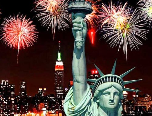 New Year Celebrations in the USA