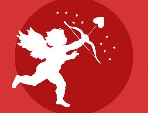 Cupid, Valentine Symbol