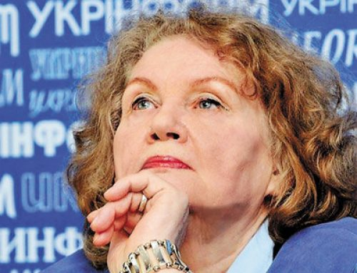 Lina Kostenko Ukrainian Poetess
